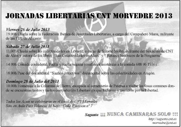 Jornadas Libertarias de Sagunto